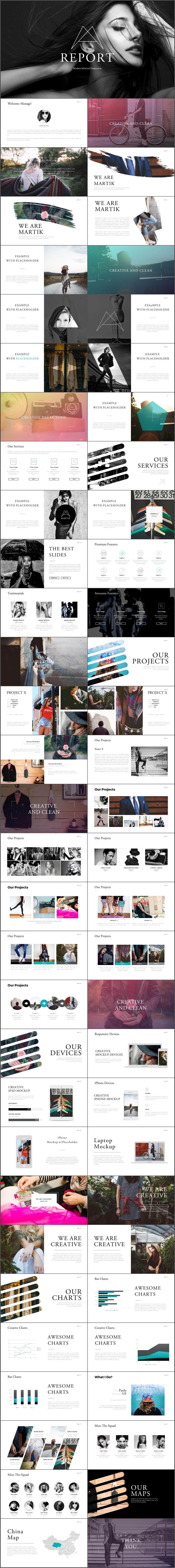 欧美时尚品牌宣传产品发布商业计划书PPT模板(172)