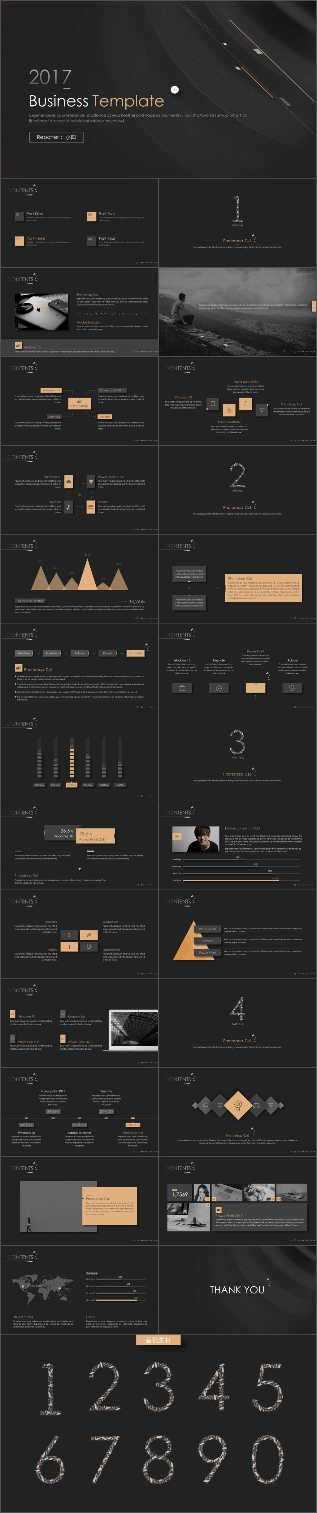 黑色高端动感商业计划书创业融资产品推广项目展示PPT模板(1595)